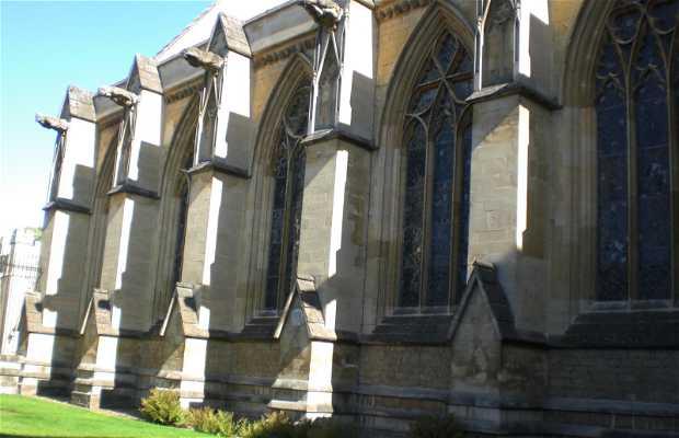 La Chapelle de Merton