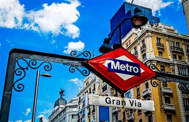 Estación Gran Vía