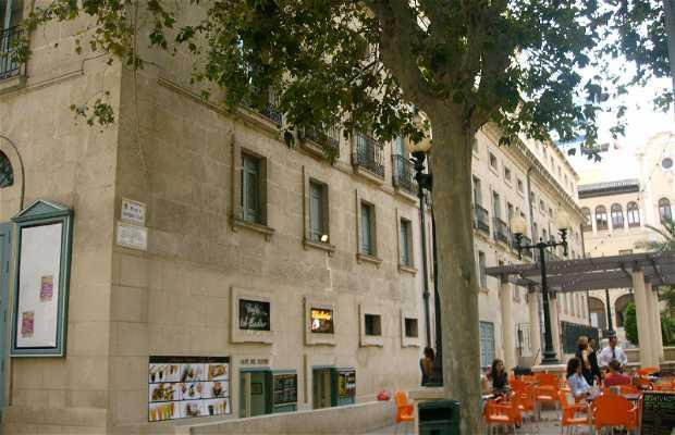 Café del teatro Principal