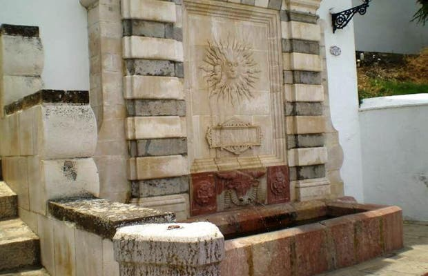 Fountain of the Sun