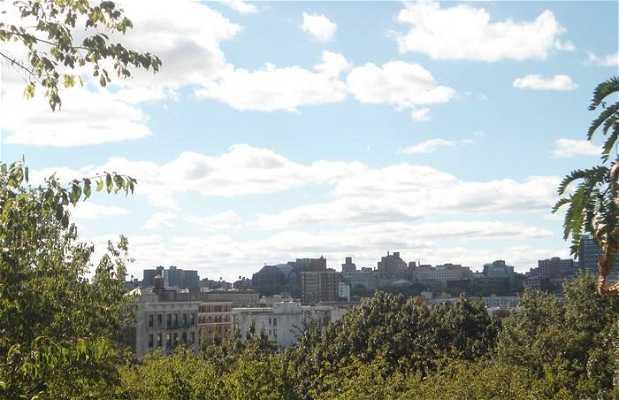 Vista sobre Harlem
