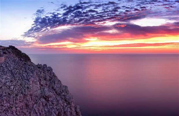 Far de Formentor, Lighthouse