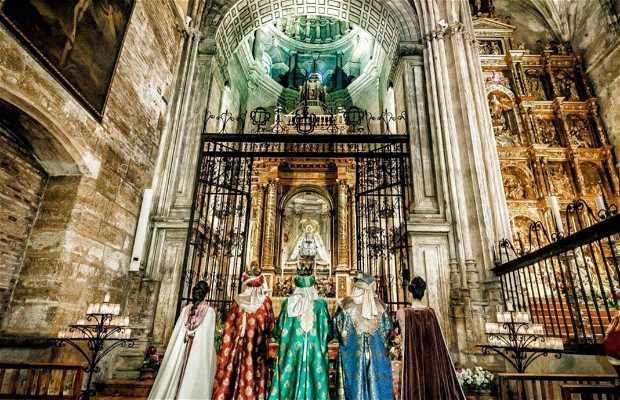 Cabalgata de Reyes de Carmona