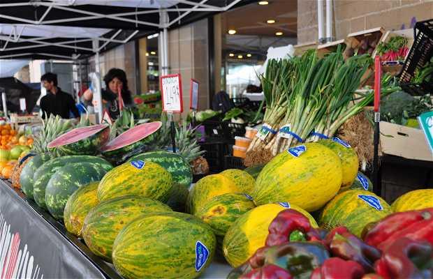 Mercado de Calaf