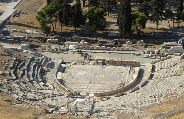 Teatro de Dionysos