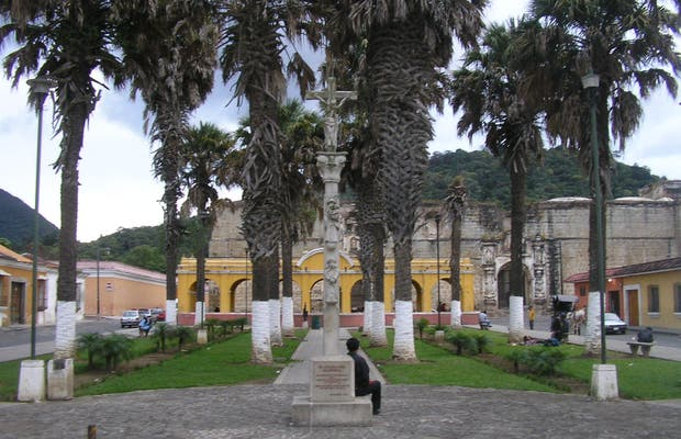 Plaza de las Pilas