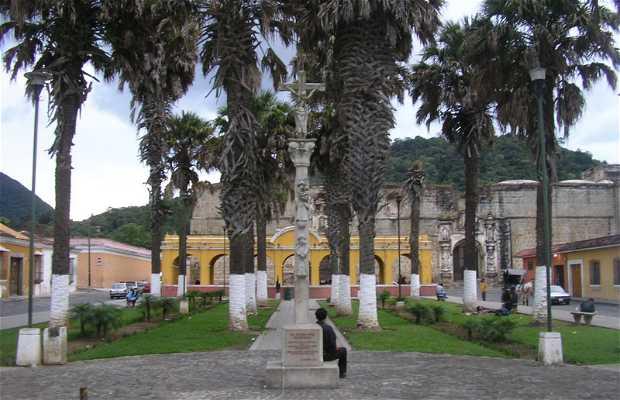 Praça de las Pilas