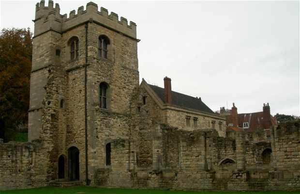 Lincoln Palacio Medieval del Obispo