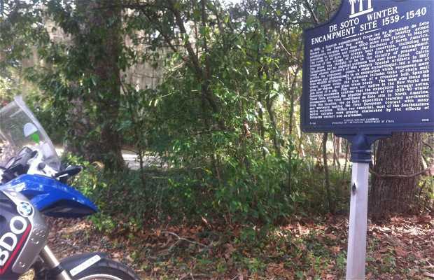 DeSoto Winter Encampment Historic State Park