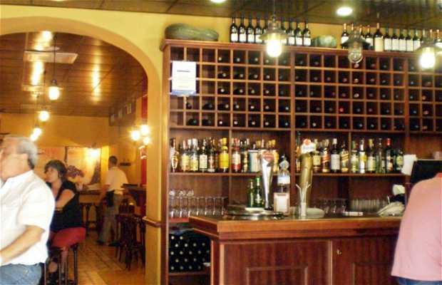 Taverna la Casa di Oscar a Tenerife