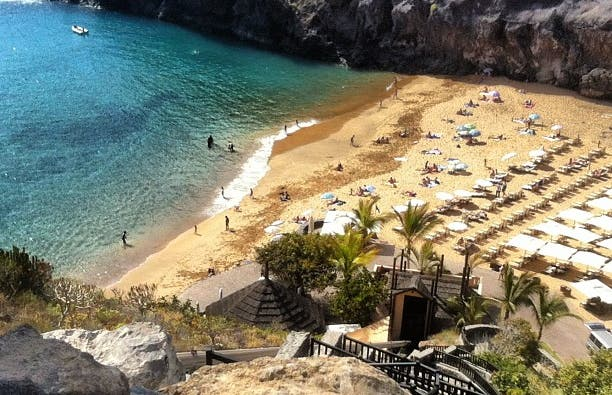 Playa de l'Abama