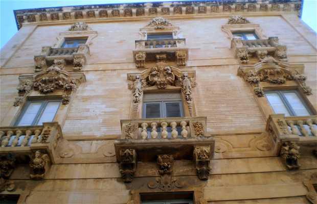 Palacio del Ex Grand Hotel