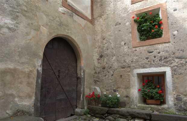 Château de Trostbourg, Ponte Gardena, Italie