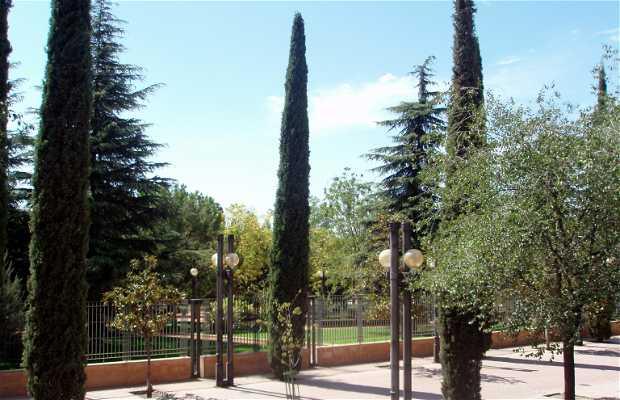 Parque Federico García Lorca
