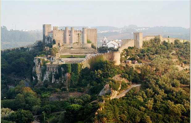 Castello di Obidos a Leiria