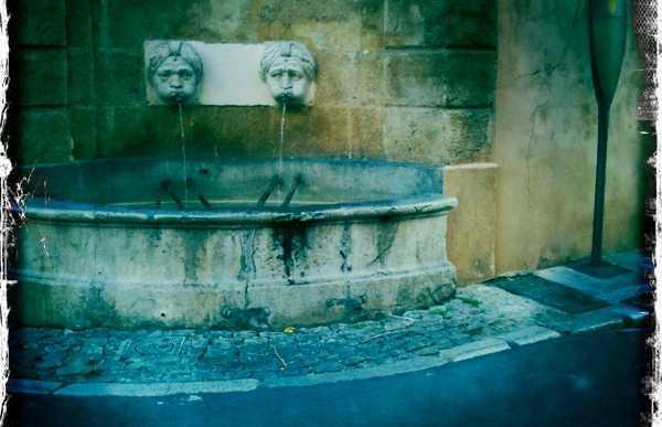 La Fontaine d'argent