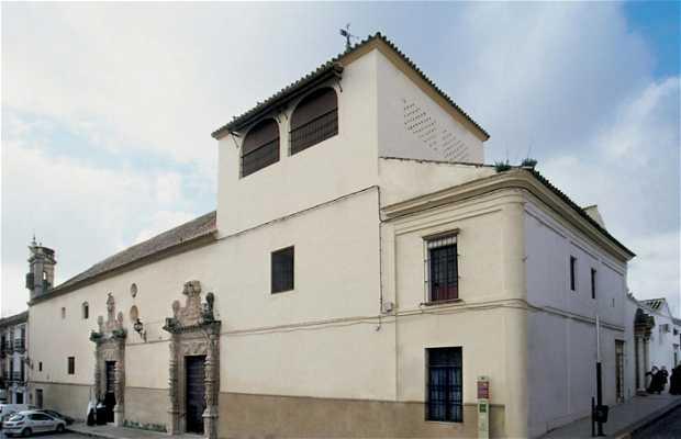 Espacio expositivo del Convento de Santa Clara