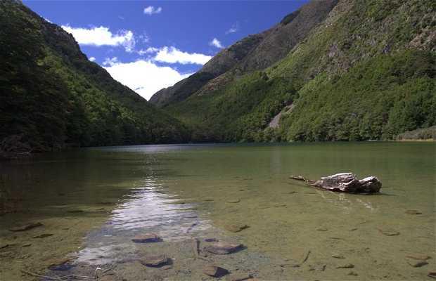 Trekking al lago Rere