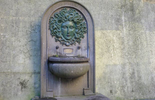 Fontana della Medusa