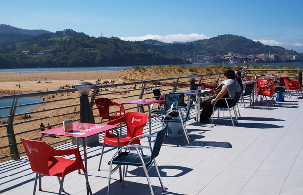 Cafetería Atxarre
