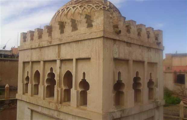 Kubba almorávide de Marrakech
