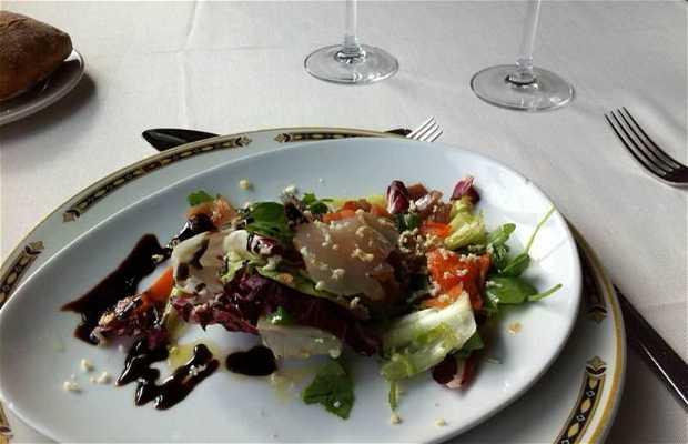 Restaurante Valonsadero (Hotel)