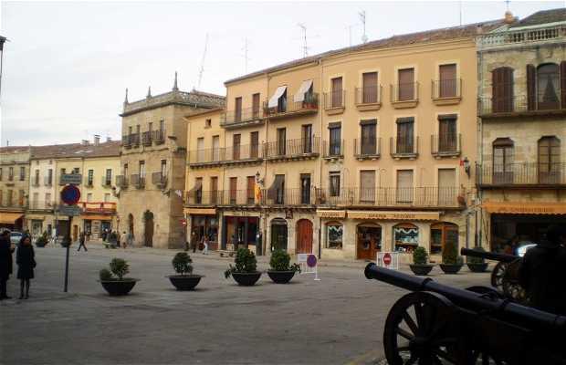Plaza Mayor de Ciudad Rodrigo