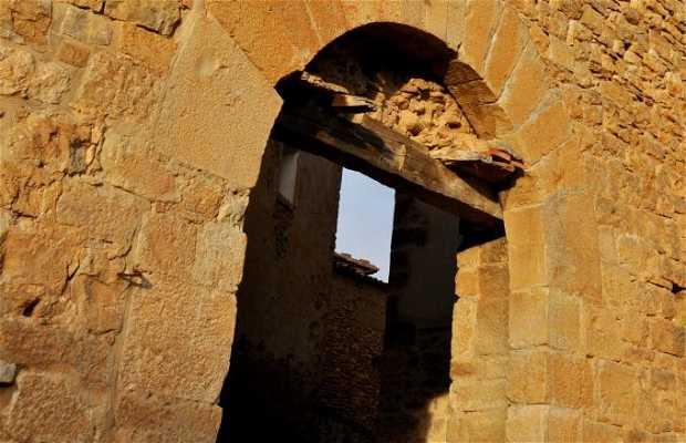 Portail de San Roque