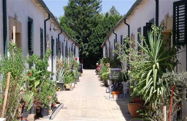 Samanbahce Quarter