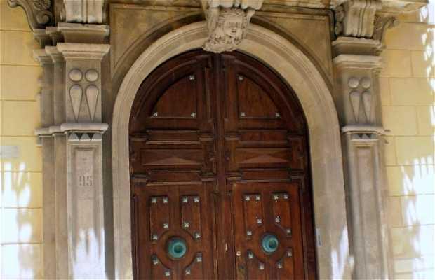 Palazzo Annibale Fardella o Fardella Fontana