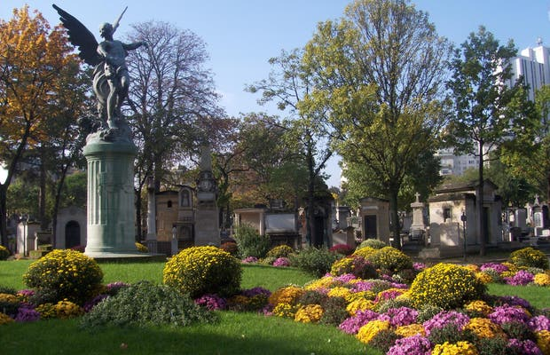Cemitério de Montparnasse