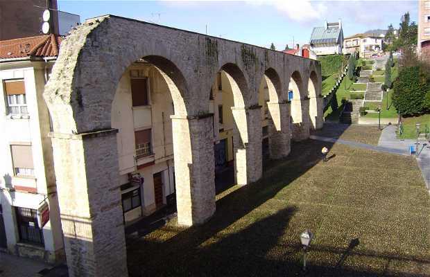 Acueducto de Los Pilares