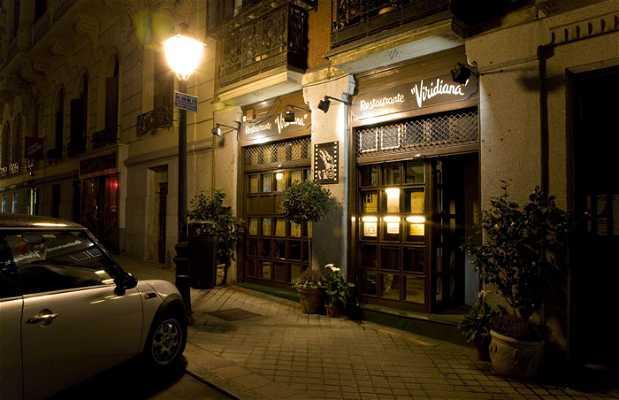 Viridiana, Madrid - Restaurantanmeldelser - …