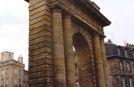 Puerta de Bourgogne