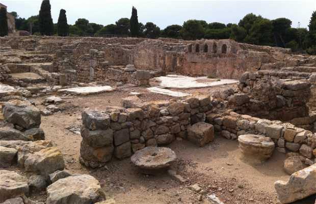 Ruins of Empúries