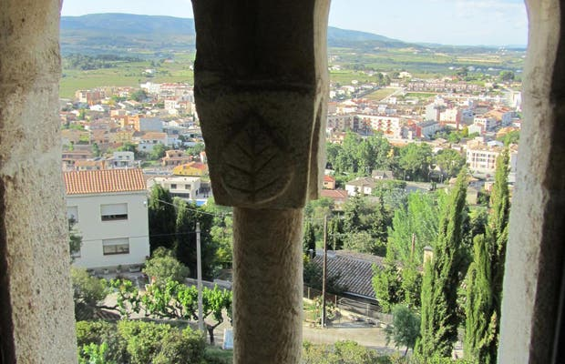 Sant Martí Sarroca Castle