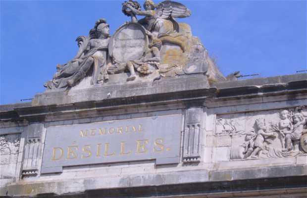 Puerta Désilles