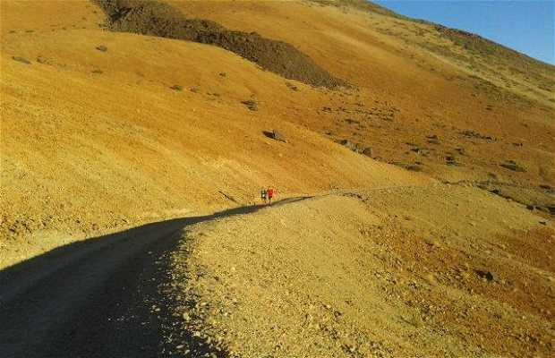 Circular Parque Nacional del Teide