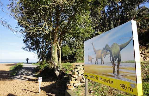 Chemin des Dinosaures
