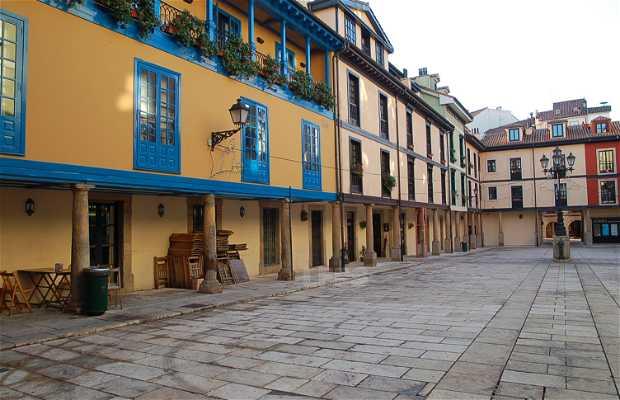Plaza de El Fontán