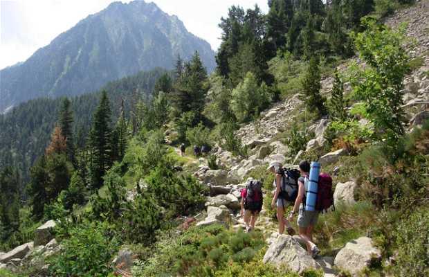 Pyrenees 100 Lakes