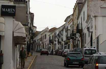 La rue San Felipe