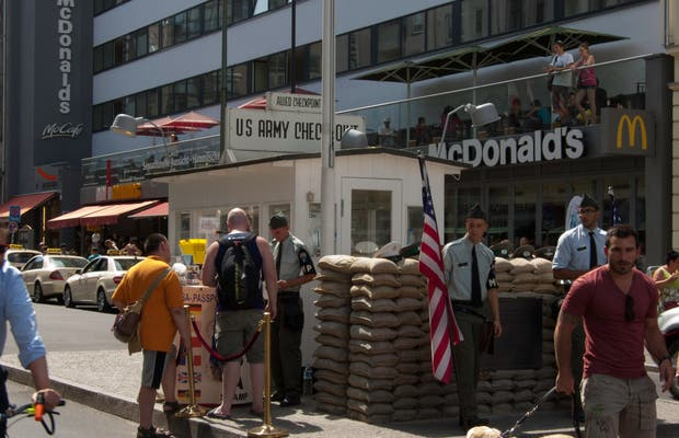 Museo Checkpoint Charlie