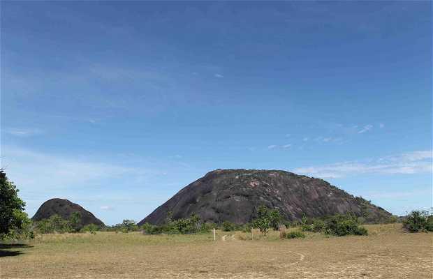 Monumento Natural Piedra de la Tortuga