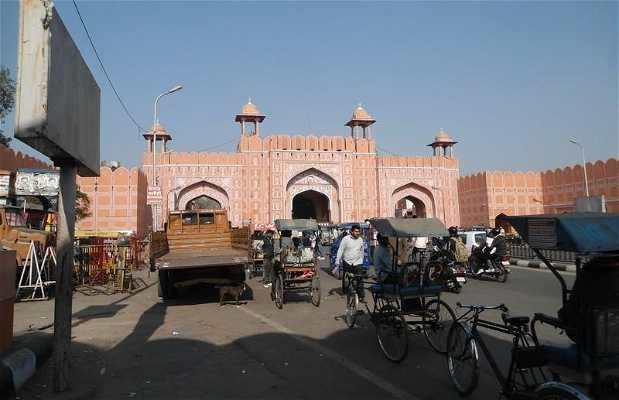 Indra Bazaar Gate