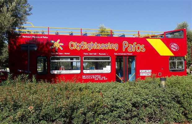 Bus turístico de Paphos