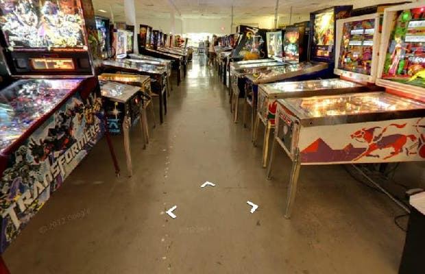 Pinball Hall of Fame