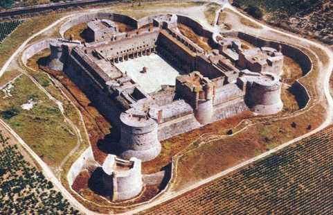 Castillo de Salses