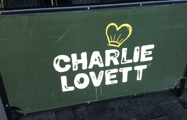 Charlie Lovett
