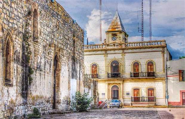 Palacio municipal de Villaldama